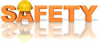 safety image with yellow hard hat